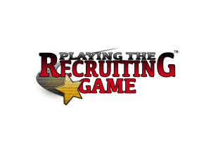 Playing The Recruiting Game Logo